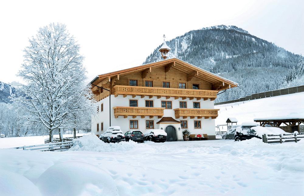 Apartmánový dům Wieslbauer