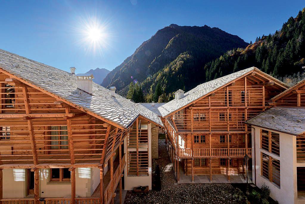 Villaggio Baite Monte Rosa