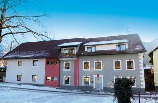 Nassfeld, Rattendorf, dům Buchacher