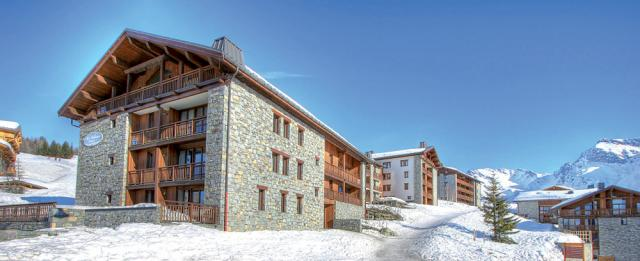 Rezidence Les Balcons de la Rosiere