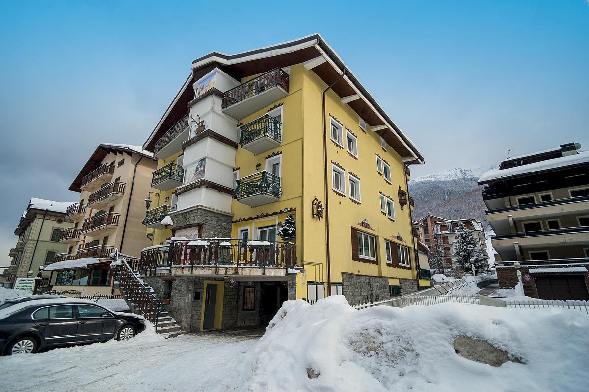 Apartmánový dům La Lanterna