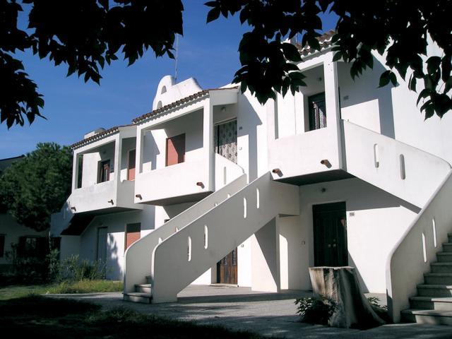Apt. domy a vily Rosolina Mare - akce klienti 55+