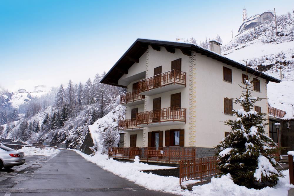 Privátní apartmány Isolaccia