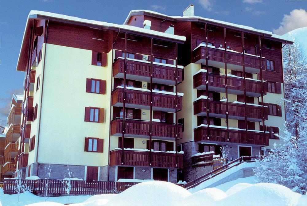 No name apartmány Aprica