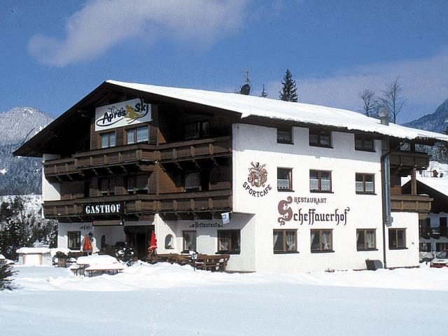 Appartementhaus Scheffauerhof