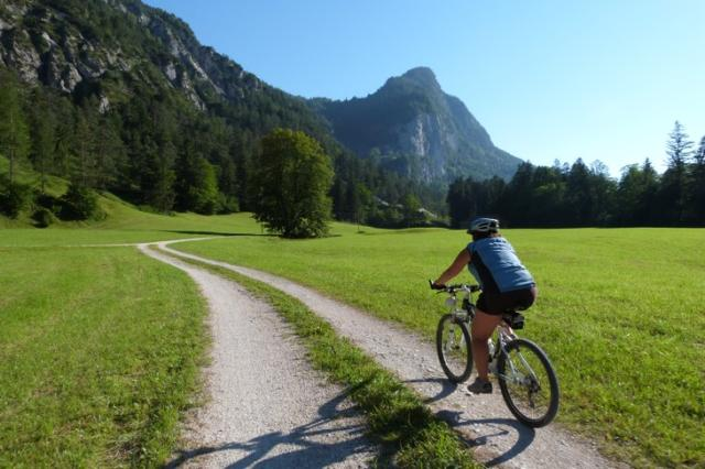 Mozartova cyklostezka - Wolfgangsee