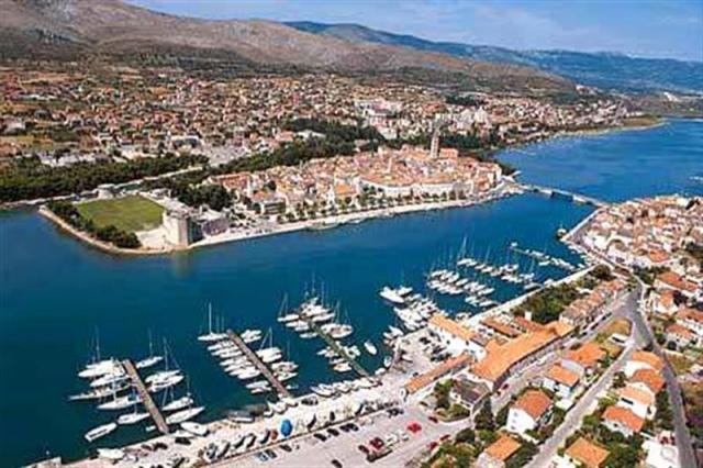 No name pokoje Riviera Trogir