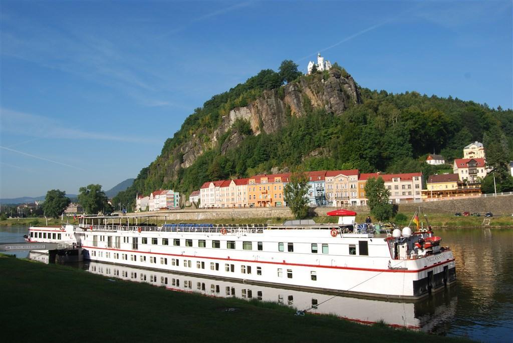 Česko-saské Švýcarsko s plavbou lodí