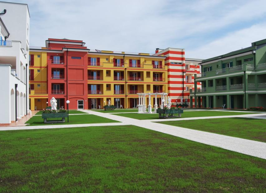 Ai Pozzi Village