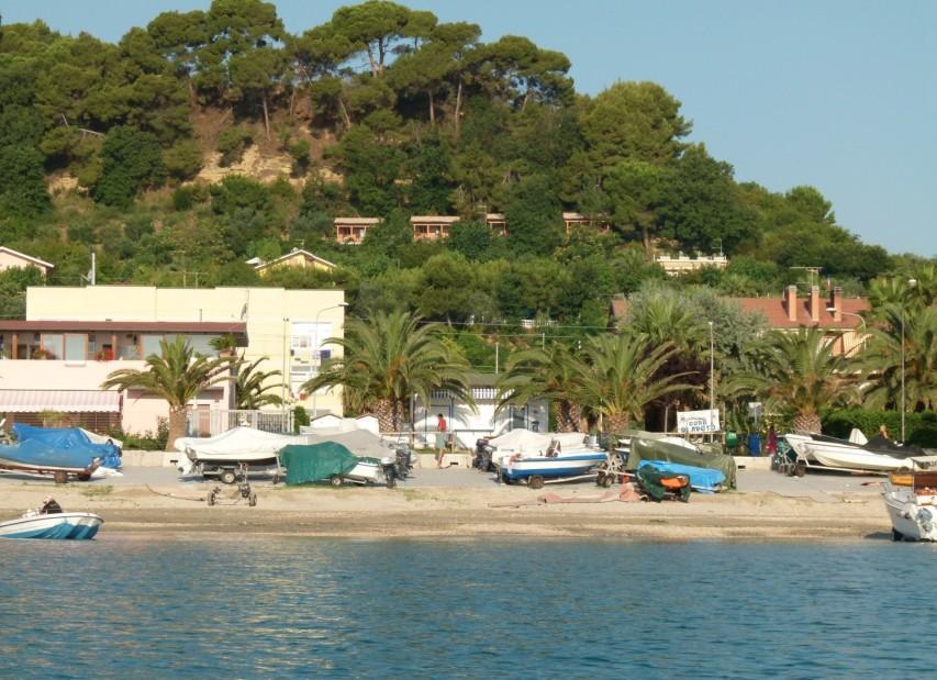 Camping Terrazzo sul Mare