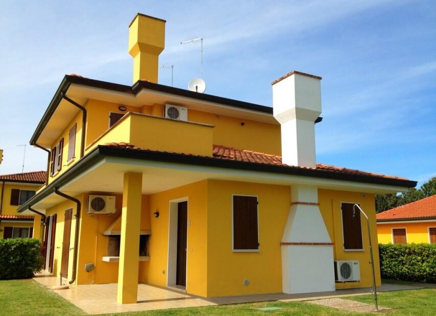 Apartmány a vily Albarella