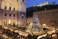 Adventní jednodenní zájezd do Salzburgu