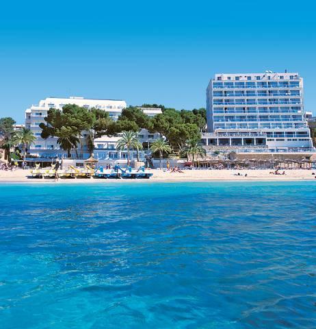 Hotelový komplex Flamboyan / Caribe