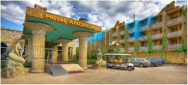 Kids Hotel Andrija - komplex Solaris