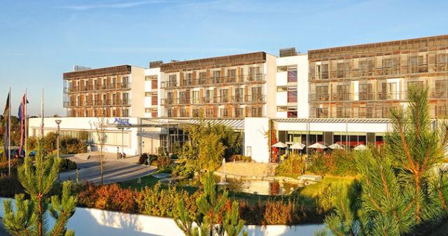 Termální hotel Spa LAA****s
