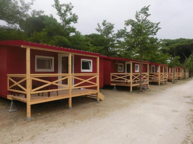 Kemp Cesenatico II. - Mobile Homes