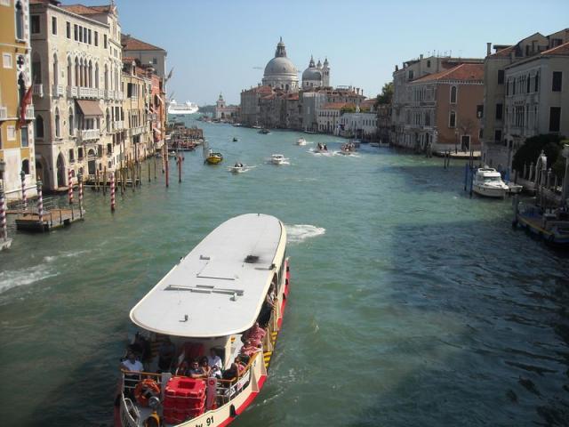 Romantické Benátky