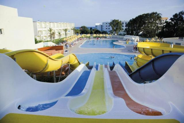 dovolená s aquaparkem v Tunisku