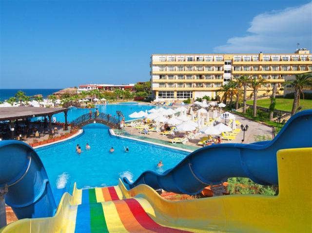 dovolená s aquaparkem na Kypru