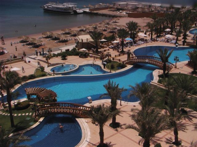 Intercontinental Beach Resort