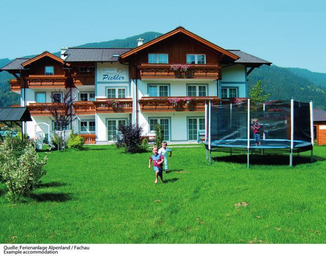 Ferienanlage Alpenland