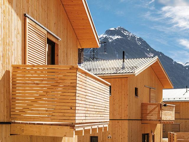 Chalet Resort Montafon