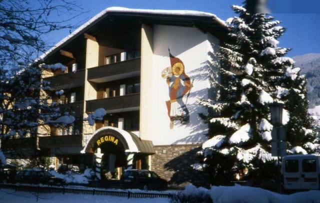 Appartementhaus Regina