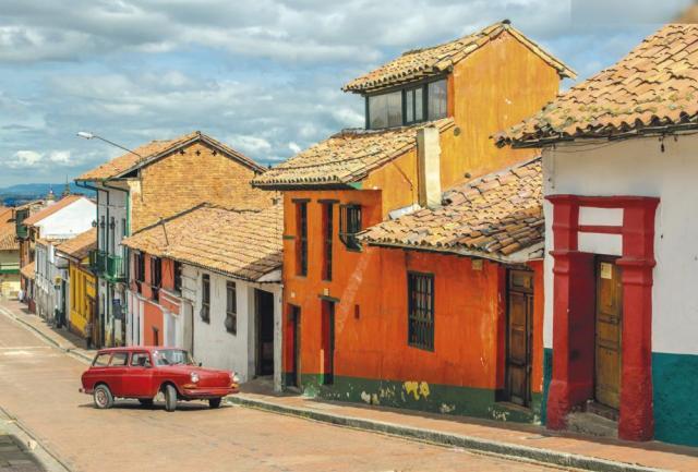 Kolumbie - perla Jižní Ameriky s relaxací u Karibiku