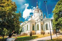Stockholm a Helsinky s plavbou po Baltu