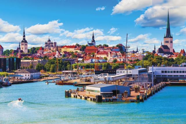 Tallinn a Helsinky