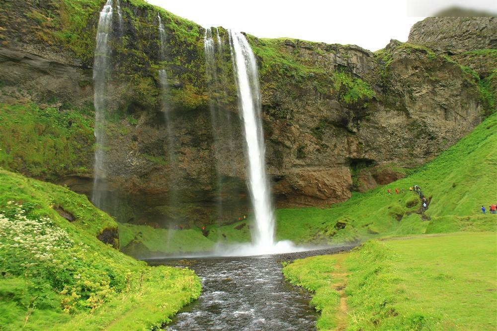 Gejzíry, ledovce, vodopády a fjordy Islandu