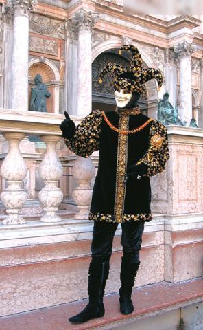 Karneval v Benátkách a Verona