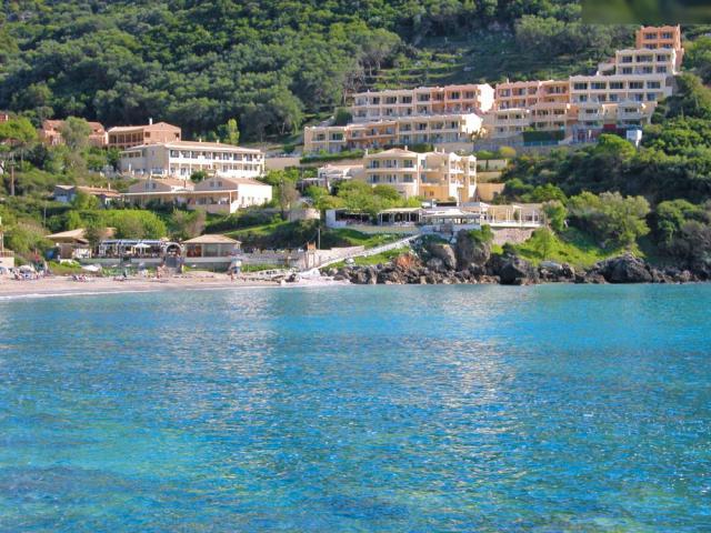 Rosa Bella Corfu Suites