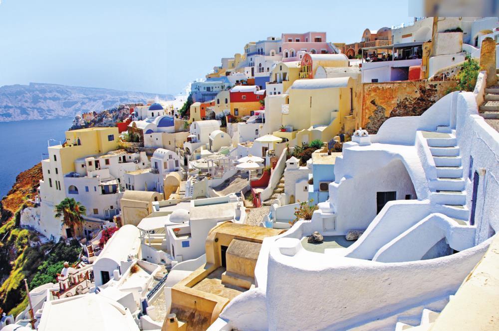 Santorini - XXL víkend