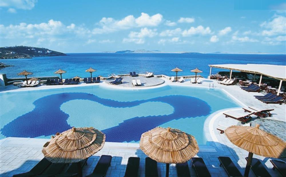 Myconian Imperial hotel & Thalasso spa