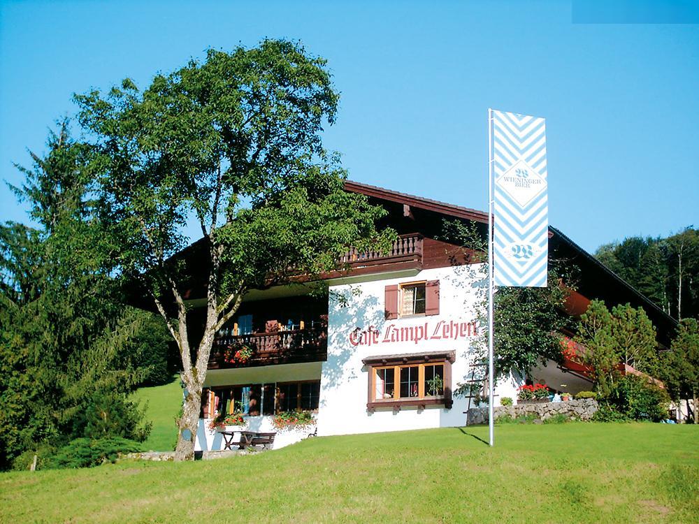 Hotel-Pension Lampllehen