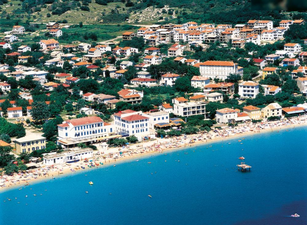 Soukromé ubytování - ostrov Krk, Baška