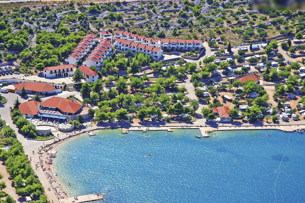 Holiday Resort Jezera Village - apartmány