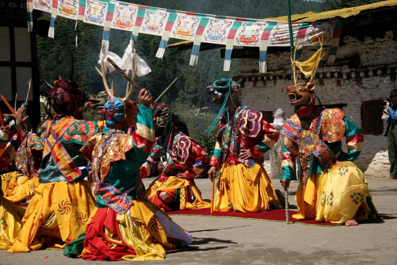 Bhútán - Nepál - Poslední šangri-la