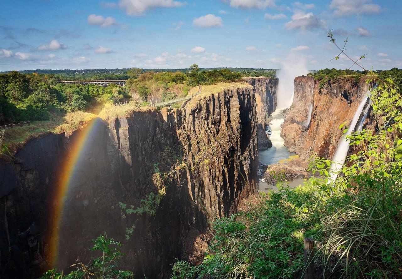 Zimbabwe - Botswana - Nanibie - Delta řeky Okawango, safari v srdci národních parků