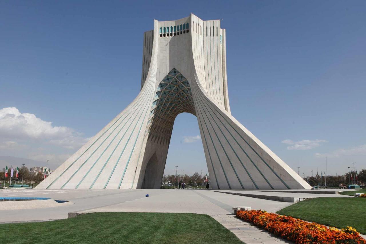Irán - Starobylá perská říše