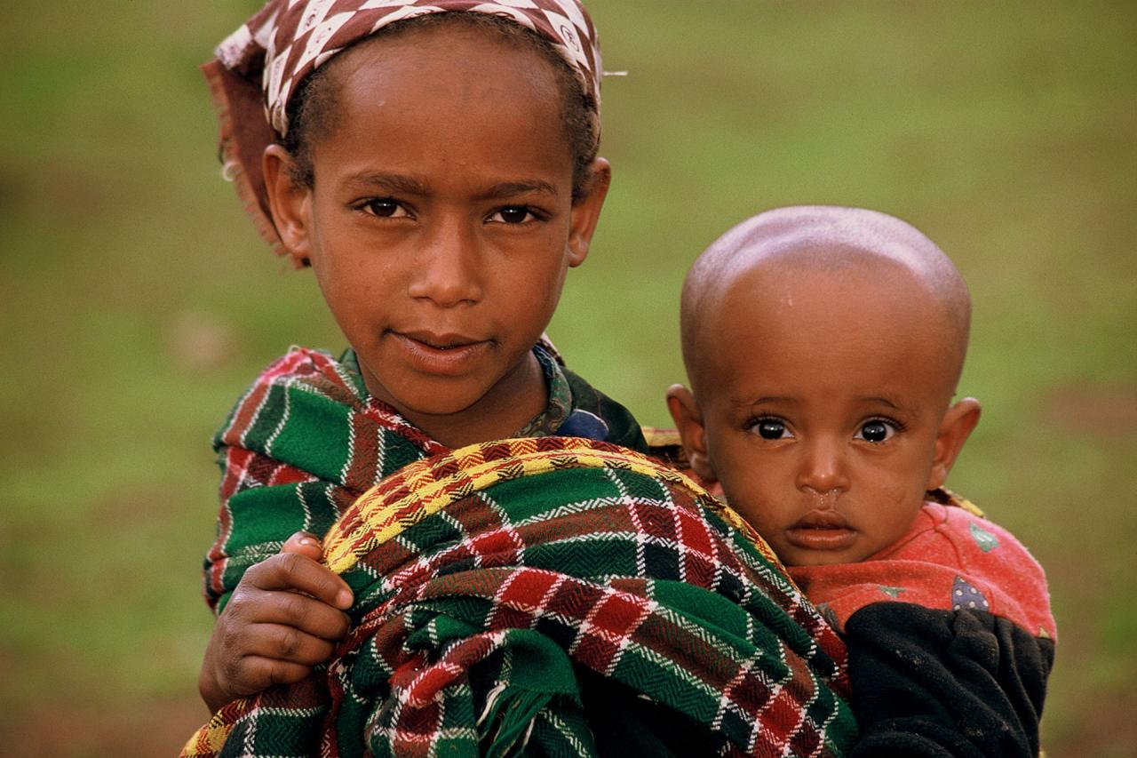 Etiopie – Danakil a svátek Timkat
