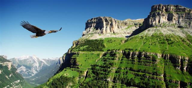 Národní parky španělských Pyrenejí