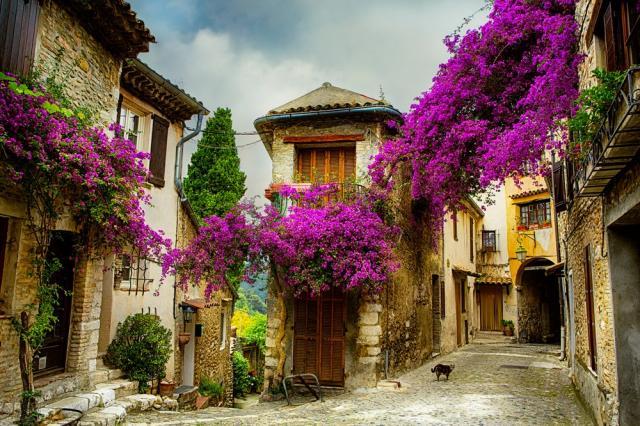 Kouzelná Provence lodí, na kole i pěšky