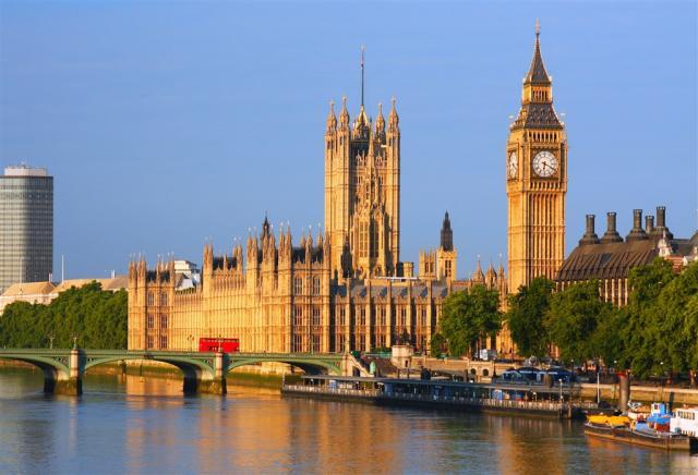 Londýn, Windsor, Oxford - města na Temži