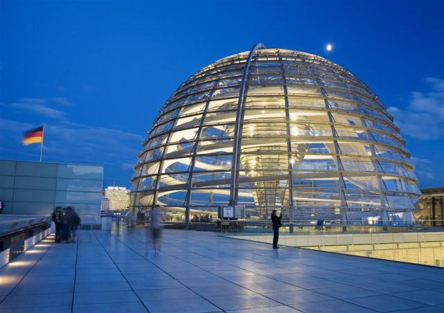 Berlín a Postupim - Berlín a slavnosti světel