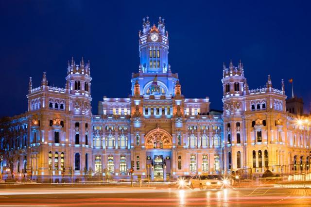 Madrid - pokladnice umění s výlety do Toleda a kláštera El Escorial