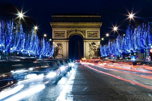 Paříž - metropole nad Seinou a zámek Versailles