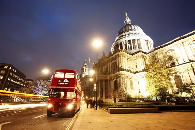 Londýn -  metropole světa