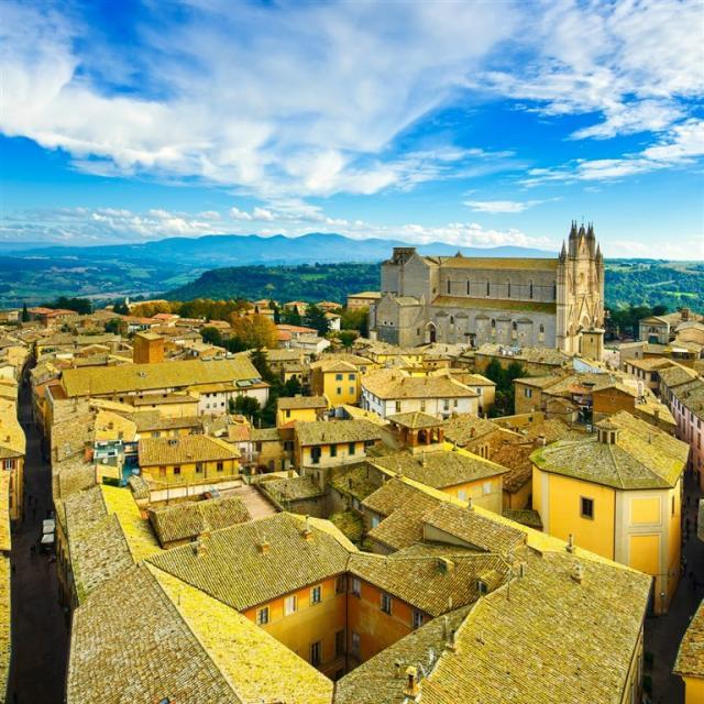 Středověká Umbrie, Florencie, malebné Cinque Terre